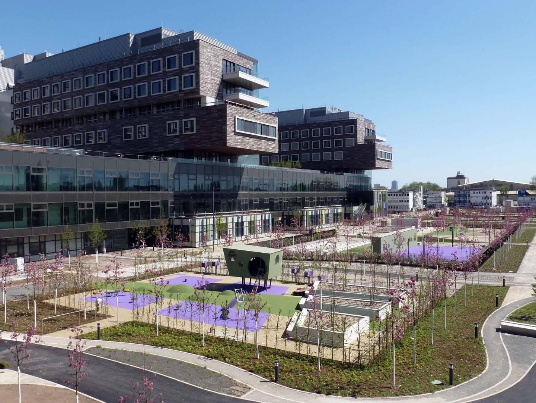Krankenhaus Nord, Klinik Floridsdorf, Bewegungspark