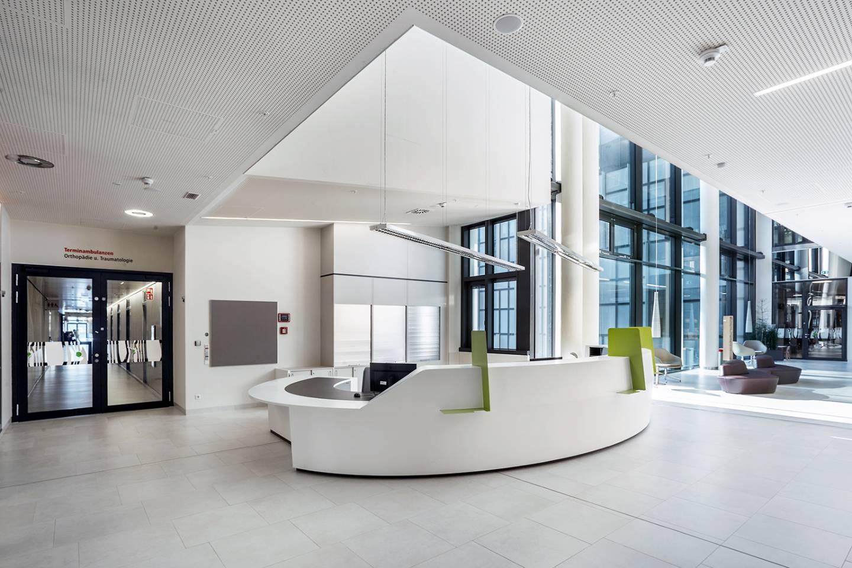 Krankenhaus Nord, Klinik Floridsdorf, Leitstelle Terminambulanz