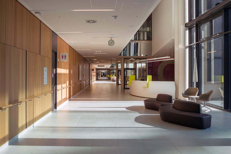 Krankenhaus Nord, Klinik Floridsdorf, Magistrale