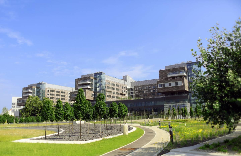 Krankenhaus Nord, Klinik Floridsdorf